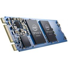 Intel Optane Memory 32GB PCIe NVMe M.2 RAM - Run 1TB/2TB HDD as SSD Speed up to 6x Faster Email Launch 5x Faster Browsing 67% Faster Game Launch MEMPEK1W032GAXT