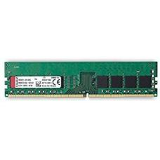 Kingston 4GB (1x4GB) DDR4 UDIMM 2400MHz CL17 1.2V Unbuffered ValueRAM Single Stick Desktop Memory KVR24N17S8/4