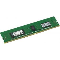 Kingston 8GB (1x8GB) DDR4 RDIMM 2400MHz CL17 1.2V ECC Registered ValueRAM 1Rx8 2G x 72-Bit PC4-2400 Server Memory ~KVR21E15D8/8I KVR24R17S8/8