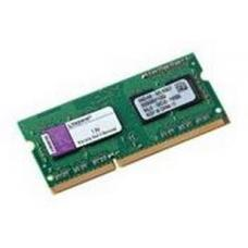 Kingston 4GB (1x4GB) DDR3L SODIMM 1600MHz 1.35V / 1.5V Dual Voltage ValueRAM Single Stick Notebook Memory ~KVR16S11S8/4 KVR16LS11/4