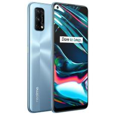 realme 7 Pro 128GB Mirror Silver - 6.4' AMOLED FHD+ Display, Dual Sim, 64MP Sony Quad Camera, Qualcomm 8nm Gaming Processor, 8GB RAM, 4500mAh Battery RMX2170 Sliver