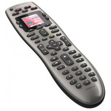 Logitech Harmony 650 Remote Universal Remote Control Colour smart display One-click activity buttons Replaces 8 remotes Intuitive design - 915-000173 915-000173