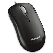 MS Basic Optical Mouse Black USB OEM Packaging 1PK 4YH-00009-1