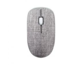 RAPOO 3510PLUS 2.4G wireless fabric optical mouse Grey 3510PLUS-GREY