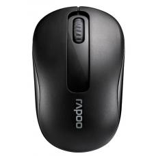 RAPOO M10 2.4GHz Wireless Optical Mouse Black - 1000dpi 3Keys M10 Black