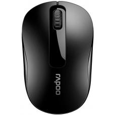 RAPOO M10 PLUS 2.4GHz Wireless Optical Mouse Black - 1000dpi 3Keys M10Plus-Black