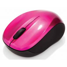 Verbatim GO Nano Pink Mouse Wireless Opical 49043