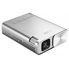 ASUS ZenBeam E1 Pocket LED Projector, 150 Lumens, Built-in 6000mAh Battery, Up to 5-hour Projection, Power Bank, Auto Keystone Correction, HDMI/MHL E1