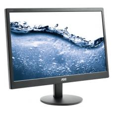 AOC 19.5' 5ms 1600x900 Narrow Bezel Monitor - VGA, Tilt, VESA100mm E2070SWN/75