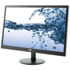 AOC 21.5' 5ms Full HD Narrow Bezel Monitor - DVI/VGA, Tilt, VESA100mm E2270SWDN/75