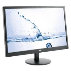 AOC 23.6' VA IPS-Type 5ms Full HD Monitor - 2HDMI/VGA, Tilt, VESA100, Speaker > MNAO-E2470SWH or MNAO-24B1H M2470SWH/75