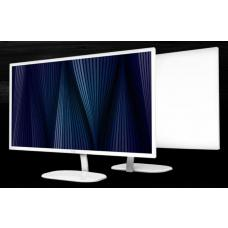AOC 31.5' VA Panel 5ms QHD 2560x1440, HDMI, DP, 75Hz, 3-sided Narrow Frame, VESA 100 x 100mm wall mountable, White colour Q32V3/WS