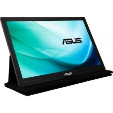 ASUS MB169C+ Portable Monitor - 15.6' FHD (1920x1080), USB Type-C, IPS, Flicker free, Low Blue Light MB169C+