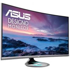 ASUS DESIGNO MX32VQ 31.5' 2K VA Curved Eyecare Free-Sync Harman/Kardon Audio GamePlus DP HDMI TUV Certified HALO Lighting Frameless Monitor MX32VQ