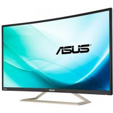 ASUS VA326H Gaming Monitor - 31.5 FHD (1920x1080), 144Hz, Curved, Flicker free, Low Blue Light VA326H