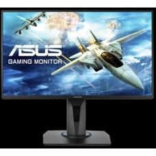 ASUS VG255H 24.5' Gaming 1ms 75Hz Eyecare Free-Sync HAS SPK GamePlus 2xHDMI GameVisual TUV Certified Monitor VG255H