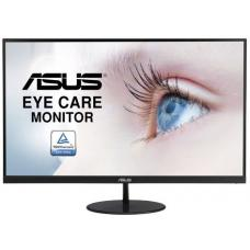 ASUS VL279HE 27' Eye Care Monitor, IPS, 75Hz, Adaptive-Sync/FreeSync, Frameless, Slim, Wall Mountable, Flicker Free, Blue Light Filter VL279HE