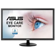 ASUS VP247HAE 23.6' Eye Care Monitor Full HD, 5ms, 75Hz, Low Blue Light, Flicker Free, Anti Glare, VESA 100mm, D-Sub/HDMI VP247HAE