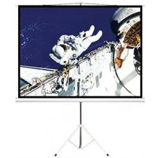 Brateck 65' (1.45m x 0.81m) Tripod Portable Projector Screen (16:9 ratio) Black PSDA65