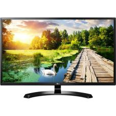 LG 31.5' IPS 5ms Full HD Monitor w/ArcLine Stand - HDMI/VGA VESA200x100mm Screen Split Reader Mode 32MP58HQ-P