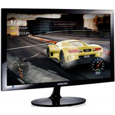 Samsung SD300 23.8' / 24' FHD Gaming Monitor 1920x1080 16:9 1ms 60Hz Tilt D-Sub HDMI Eye Saver Game Mode Flicker Free ECO Energy Efficiency LS24D330HSX
