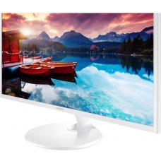 Samsung 31.5' Wide, PLS, 1920x1080, HDMI+Cable/Dsub, Vesa Mount, 170/160 Viewing Angle, White, 60Hz, Free Sync LS32F351FUEXXY