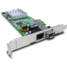 Draytek Vigor 132F VDSL2/ADSL2+ PCI Express NIC with Security Firewall and SFP secondary WAN port DVNIC132F