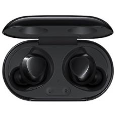 Samsung Galaxy Buds+ Black- Bluetooth v5.0 (LE up to 2Mbps), Compatible Specification- Android 5.0 or later, 1.5GB/ iPhone 7, iOS 10, Water Resistant SM-R175NZKAASA