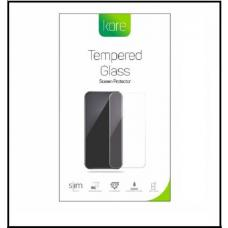 Kore Samsung Galaxy A21s Tempered Glass Screen Protector, 9H hardness material, Scratch protection, Oleophobic coating, Clear transparency TGSPSGA21S
