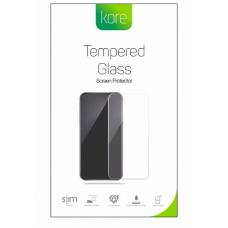 Kore Samsung Galaxy A71 Tempered Glass Screen Protector- 9H hardness material, Scratch protection, Oleophobic coating, Clear transparency TGSPSGA71