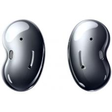 SAMSUNG GALAXY BUDS LIVE MYSTIC BLACK - Iconic Design, Impressive Sound, Secure And Comfortable Fit, Easy Pairing Work With Android and IOS SM-R180NZKAASA