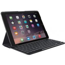Logitech Slim Folio Case Cover with Bluetooth Keyboard for iPad 9.7' 2017 5th 6th Gen 920-009017