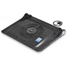Deepcool N180 FS Notebook Cooler (Up To 17'), 2 Viewing Angles, 180mm Fan, USB Pass-through N180 FS