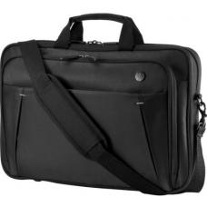 HP 15.6' Essential Topload Notebook Laptop Bag Carry Case Black Colour Smooth Carry Handles Shoulder Strap Light Weight Durable fit 16' 15' 14' 13' 12 2SC66AA