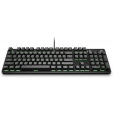 HP RGB Backlit USB Mechanical Keyboard 4RV35AA