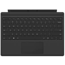 Microsoft Surface Pro Keyboard Type Cover - Black - Supported platforms: Surface Pro 3, 4, 5, 6, 7 - Interface: Magnetic - 2 Yrs Limit Wty (Retail)  FMM-00015