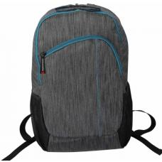Promate Ascend1-BP Premium Accented Laptop Bag for Laptops upto 15.6' - Grey ASCEND1-BP.GREY