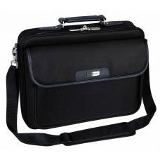 Targus 15.6' Notepac, Black, Padded Compartment, Notebook carry case - CN01 CN01