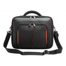 Targus 18.2' ClClassic+ Clamshell Laptop Case with File Compartment - Black CNFS418AU