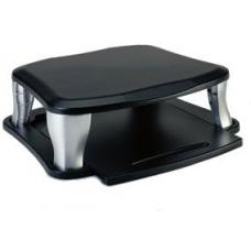 Targus Universal Monitor Stand Sliding with Slide-out Tray/ Position Heights Adjust 3.75'' to 5.75'' PA235U