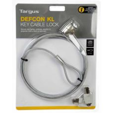Targus PA450U DEFCON KL Key Cable Lock Notebook Computer Laptops Projectors Monitors PA450U