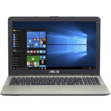 ASUS Vivobook A541UA Notebook, Intel I3-7100U, 4GB DDR4, 1TB SATA HDD, 15.6' HD, DVD-RW. Windows 10 Home - SILVER Color A541UA-GQ1765T