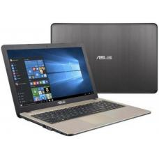ASUS Vivobook Max X541NA Notebook 15.6' HD Celeron N3350 4GB DDR3 500GB HDD Windows 10 Home HDMI USB-C 2kg 27.6mm Chclet Keyboard X541NA-GQ074T