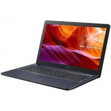Asus X543UA 15.6'HD i3-7020U 4GB (Max 12GB) 1TB 2.5'' HDD UMA Wi-Fi 802.11ac 1.9Kg Star Grey 1 Year Win10 X543UA-GQ2104T