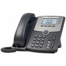 Cisco SPA504G 4-Line IP Phone with 2-Port Switch, PoE and LCD Display SPA504G