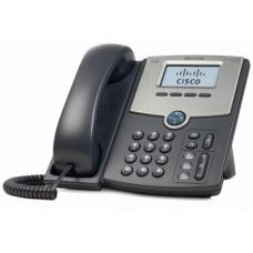 Cisco SPA512G 1-Line IP Phone with 2-Port Gigabit Ethernet Switch, PoE, and LCD Display SPA512G