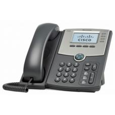 Cisco SPA514G 4-Line IP Phone with 2-Port Gigabit Ethernet Switch, PoE, and LCD Display SPA514G