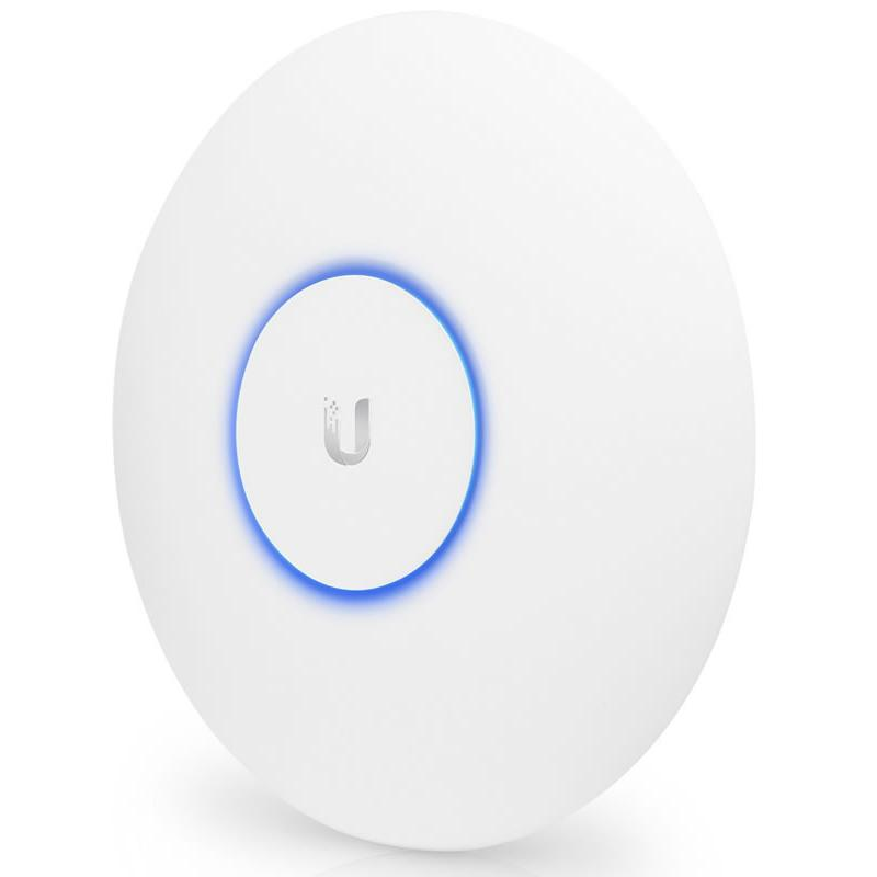 Ubiquiti UniFi AP AC PRO 802.11ac Dual Radio Indoor/Outdoor Access Point - Range to 122m with 1300Mbps Throughput UAP-AC-PRO
