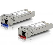 Ubiquiti UFiber SFP+ Single-Mode Module 10G BiDi 20-pack UF-SM-10G-S-20