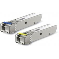 Ubiquiti UFiber SFP Single-Mode Module 1G BiDi 2-pack UF-SM-1G-S